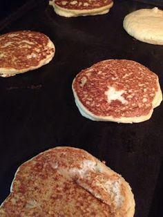 Paleo Coconut Flour Pancakes - from Predominantly Paleo