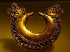 Pre Colombian Gold Decoration
