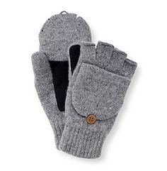 Ruff Hewn Men's Convertible Gloves