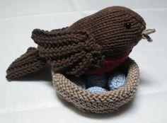 Robin's Nest - Audrey's Knits
