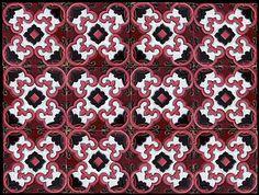 Liberty Majolica - 1900  - Ceramic Tiles