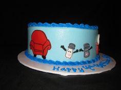 Blues Clues Birthday Cake