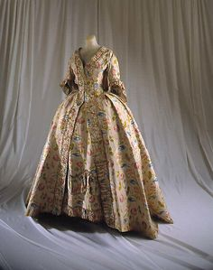 American Duchess:Historical Costuming: V147: Gowns a la Pompadour - 1740s - 1750s | Historical Costuming and sewing of Rococo 18th century clothing, 16th century through 20th century, by designer Lauren Reeser