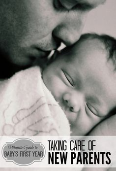 Taking Care of New Parents | An Amazing Guide filled with TONS OF RESOURCES!
