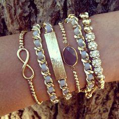 "great website that sells ""bracelet stacks"""