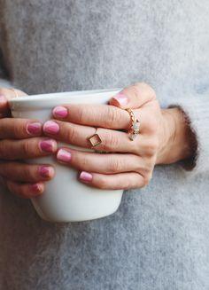Soft Focus Nails