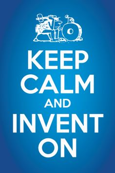 Keep Calm & Contact InventHelp for FREE Inventor Info! --> https://www.inventhelp.com/ppc/contactform_product.aspx?id=300