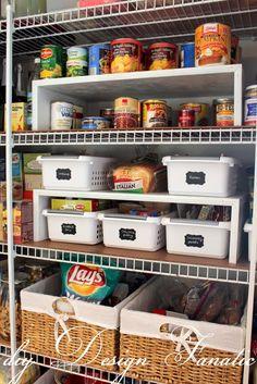 pantry organization ideas - Google Search