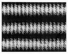 Shaded Stripes Afghan | Free Crochet Patterns