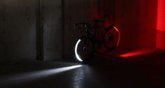 Revolights. TRON s'invite sur votre vélo pour 250$