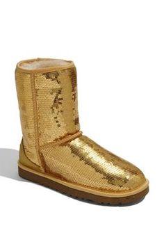 Gift Idea: UGG Australia 'Classic Sparkles' Boot