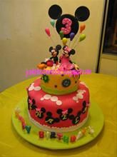 mickey mouse cakes - Google Search mickey mouse cake, mous cake, cake idea, birthday cakes