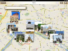 iPad  - Trip Viewer -- use with Trip Journal for Iphone