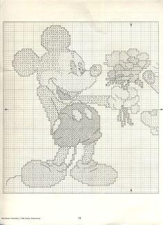 Classic Mickey & Minnie 1 of 2