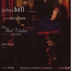 Corigliano: Red Violin Concerto / Violin Sonata ~ Bell (Audio CD)  http://free.best-gasgrill.com/redirector.php?p=B000SNUMEI  B000SNUMEI
