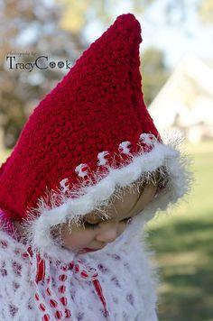 Ravelry: Santa Pixie pattern by Tanya Naser