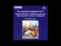 Carlos Troyer, Kiowa-Apache War Dance - YouTube