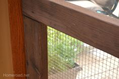 homeroad: DIY Dog Fence