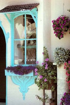 Picture of Elegance Blog: Window Boxes