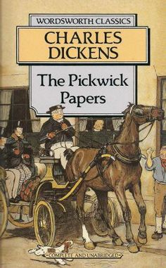 charles dickens, galleries, discuss dicken, book projectku, pickwick papers, dicken illustr, lipstick, charl dicken, fun read