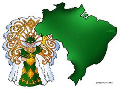 Brazil - South America - Free Games  Activities for Kids