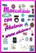 Libro Manualidades con Abalorios www.abalorios.es