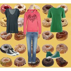 Suzanne Hart from the cozy Donut Shop Mysteries