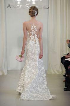Ambiance~Distinctive Weddings and Events Angel Sanchez~Top Wedding Dress Trends Spring 2014 Bridal Market MaryannJudy.com (410) 819-0046