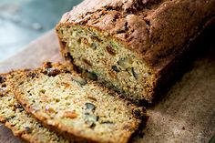Zucchini Bread with Pineapple on Simply Recipes