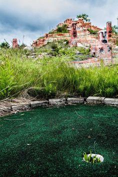 Abandoned Mini Golf - Imgur