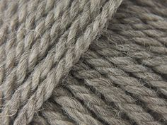 Rowan Purelife British Sheep Breeds Chunky Undyed - Steel Grey Suffolk (954) | Deramores