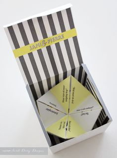 Cootie Catcher Invitation is best invitation sample