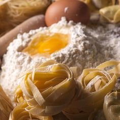 The taste of homemade pasta noodles can't be beat. Do you make your own? Try this easy recipe! - Capper's Farmer Magazine
