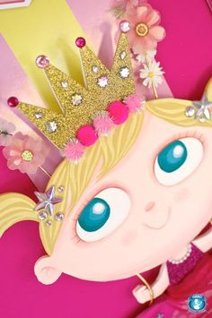Hostess with the Mostess® - Royal Sweet Shoppe Princess Party