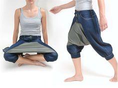 picnic pants! genius!