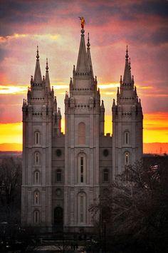 Salt Lake City Temple