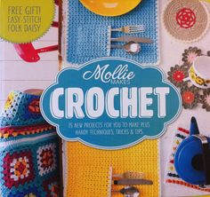 @Mollie Makes Crochet Book