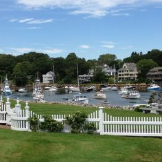Perkins Cove - Ogunquit, Maine. Love this place!!!