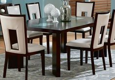 Steve Silver Delano 60x44 Dining Table  #dining #tables $650.56