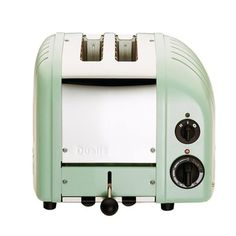 2-Slice Classic Toaster II in Mint Green from Dualit