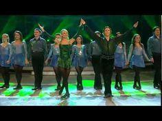 Video river dance Irish jig