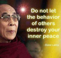 inner peace.....