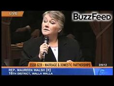 Gay Marriage Debate in Washington state.
