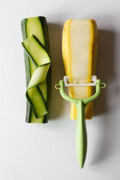 Summer Veggie Salad with Garden Herb Dressing