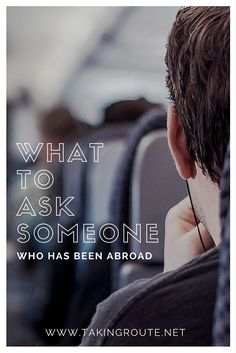 What To Ask Someone