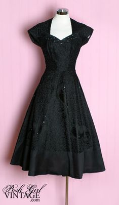 Perfect Vintage Party Dress!