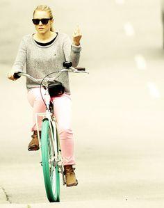 Kristen Bell.