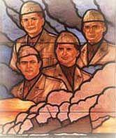4 Chaplains Set a High Standard of Heroism