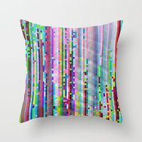 Throw Pillows by Benjamin Berg | Society6