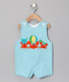 beaches, infant, star, blue seersuck, babi boy
